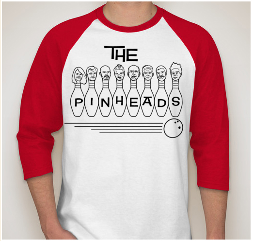 Yet Another Bowling Shirt Design Collective Sparks
